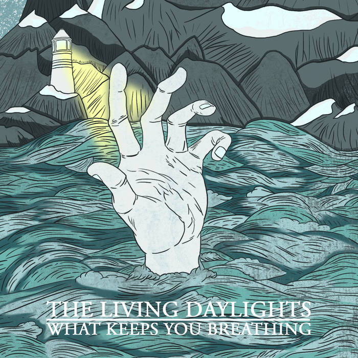 What Keeps You Breathing cover art