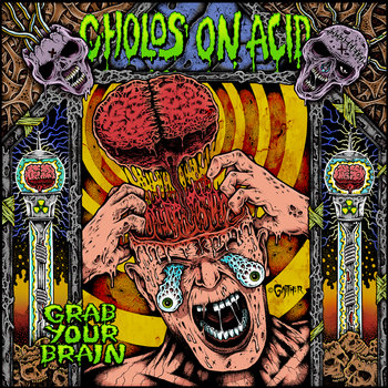 """Grab Your Brain"" cover art"