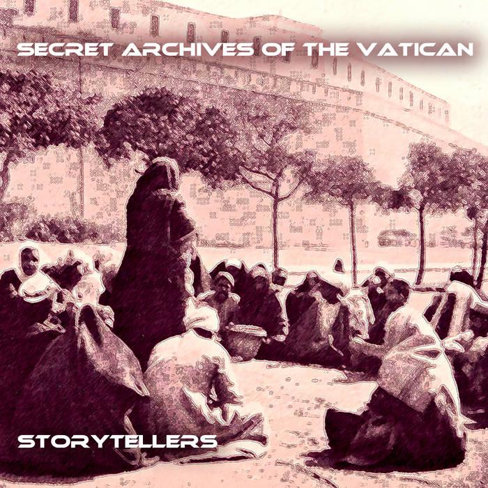 Storytellers cover art