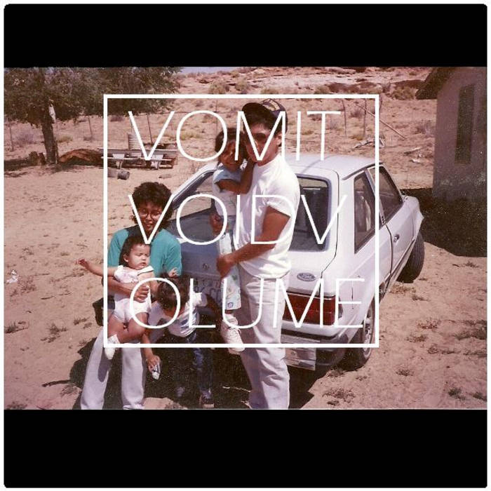 VOMIT VOID VOLUME cover art