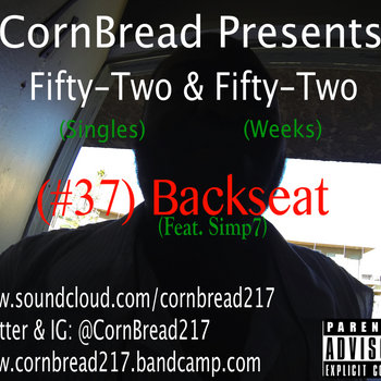 Backseat (feat. Simp7) cover art