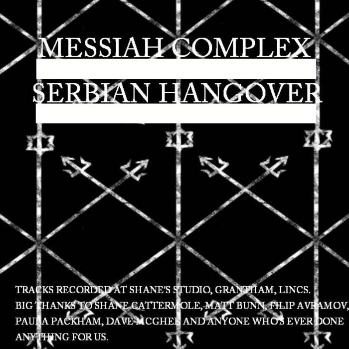 Messiah Complex cover art