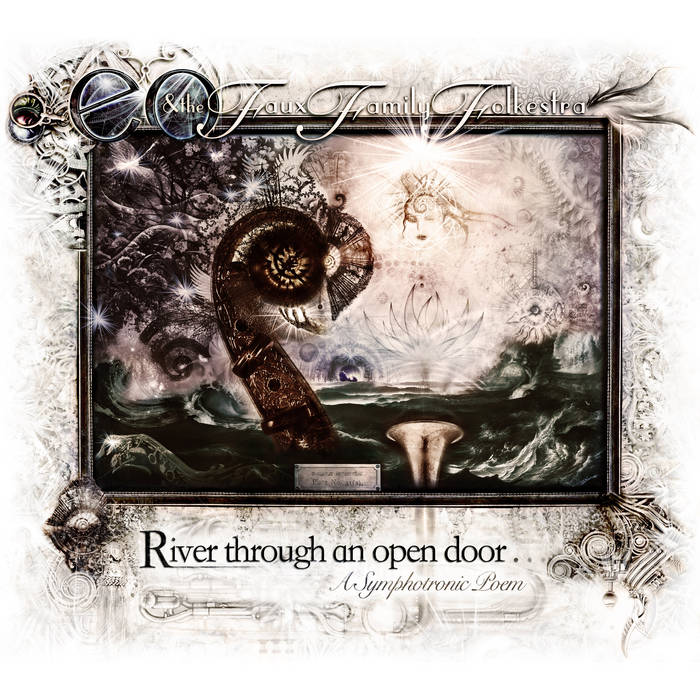 River Through An Open Door (Album) cover art