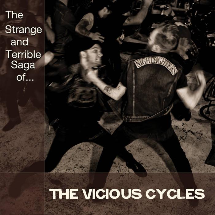 The Strange and Terrible Saga of... cover art