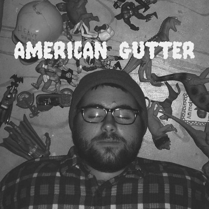 American Gutter cover art