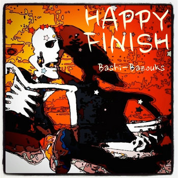 Happy Finish cover art