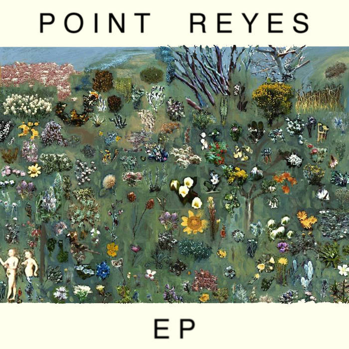 POINT REYES EP cover art