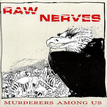 Murderers Among Us cover art