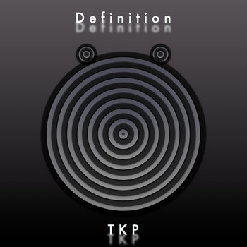 Definition - EP cover art
