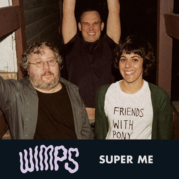 Super Me cover art