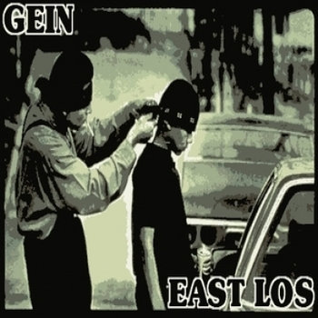 East Los (Beat Tape) cover art
