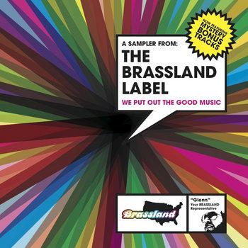 Brassland Sampler 2006 cover art