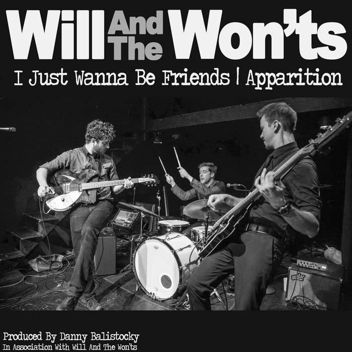 I Just Wanna Be Friends | Apparition cover art