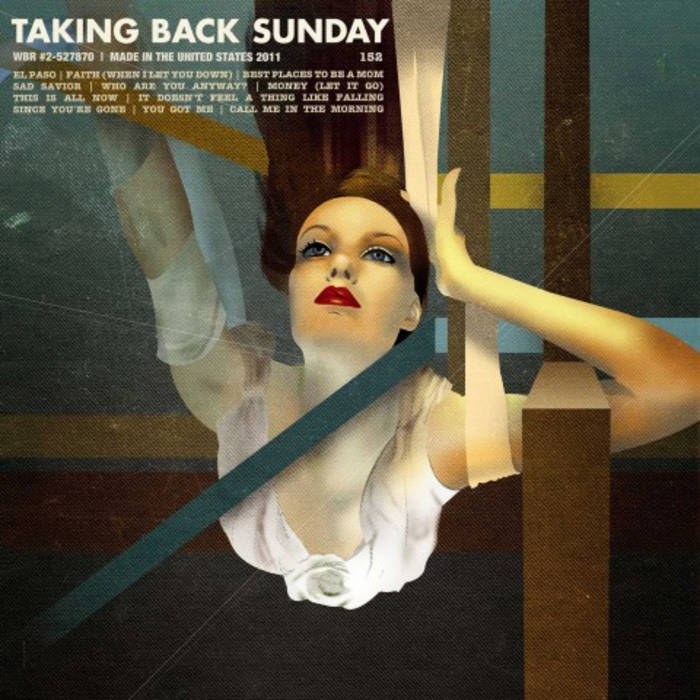 Taking Back Sunday cover art