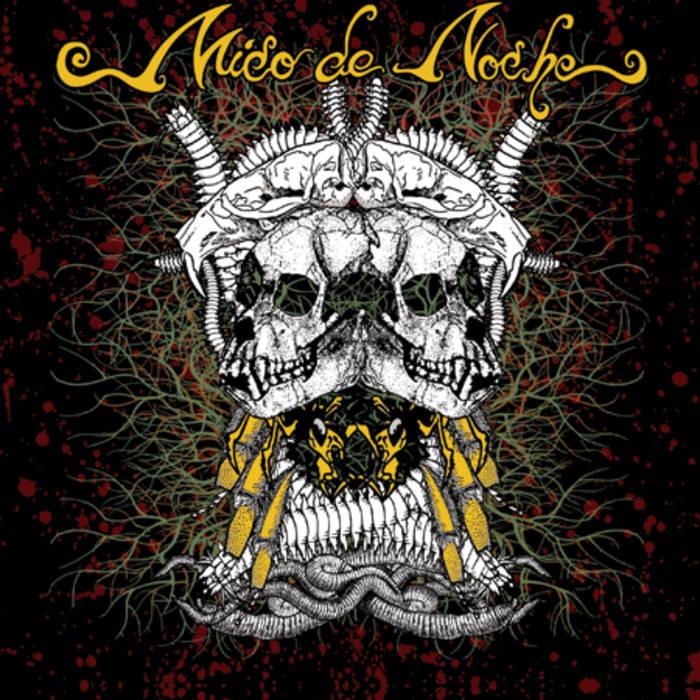 """Mico de Noche s/t 7"""" cover art"""