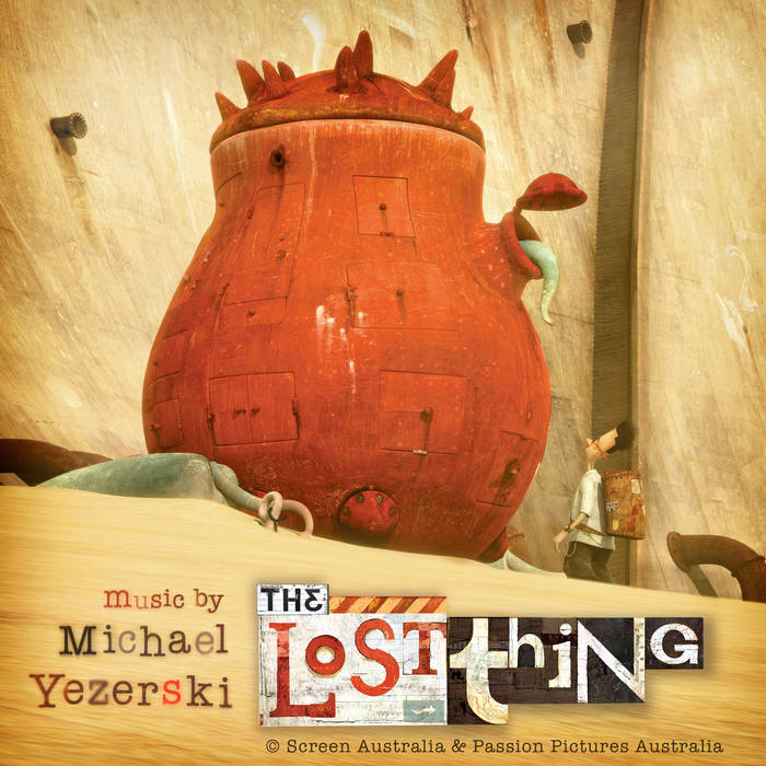 The Lost Thing - Original Soundtrack cover art