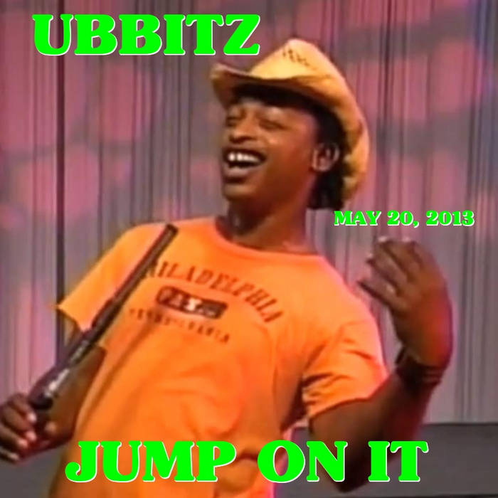 Jump On It (Original Mix) cover art