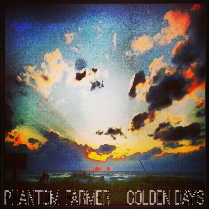 Golden Days cover art