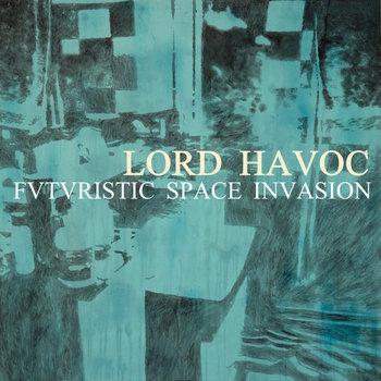 Futuristic Space Invasion cover art