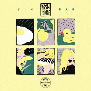 Tin Man cover art