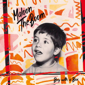 Boy With A Box cover art