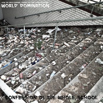 World Domination E.P. cover art
