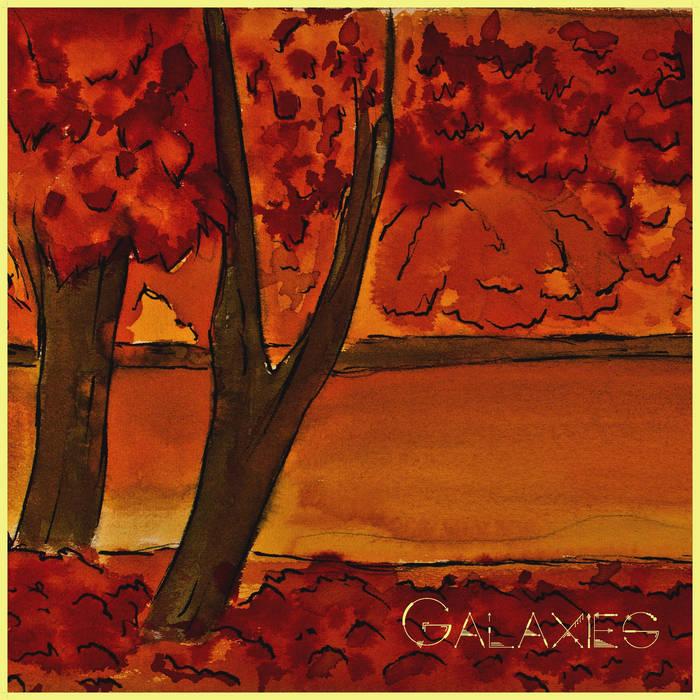 Galaxies cover art