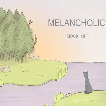 Melancholic cover art