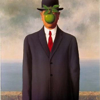 Magritte cover art