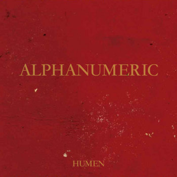 Alphanumeric cover art