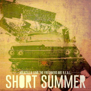 Short Summer [EP] cover art