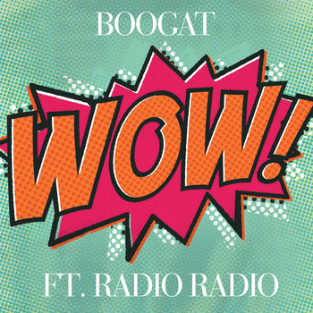 Wow (ft. Radio Radio) cover art