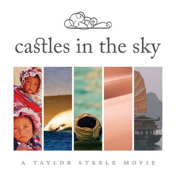 Castles in the Sky Soundtrack cover art
