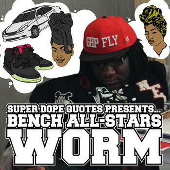Bench All-Stars cover art