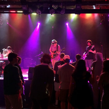 The High Council @ Toad's Place 5/15/2014 cover art
