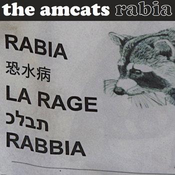 "Rabia 7"" cover art"