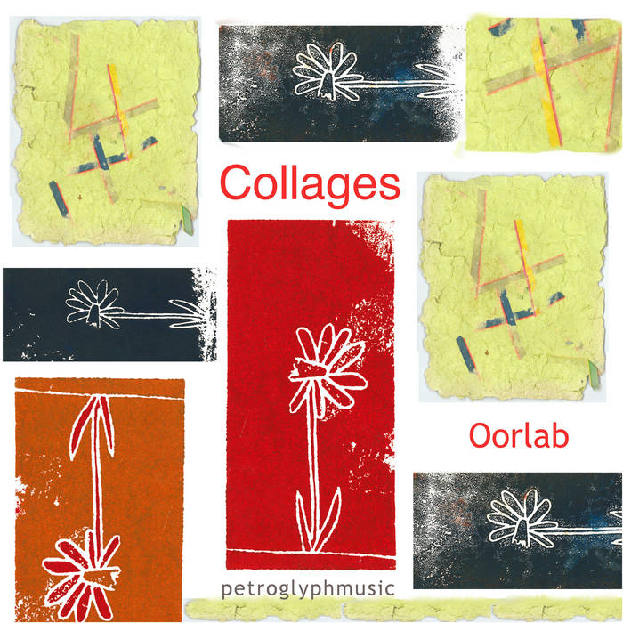 Collages cover art