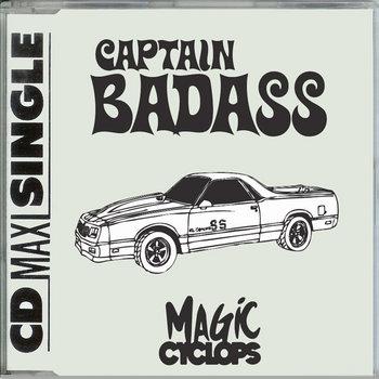 Captain Badass ® cover art