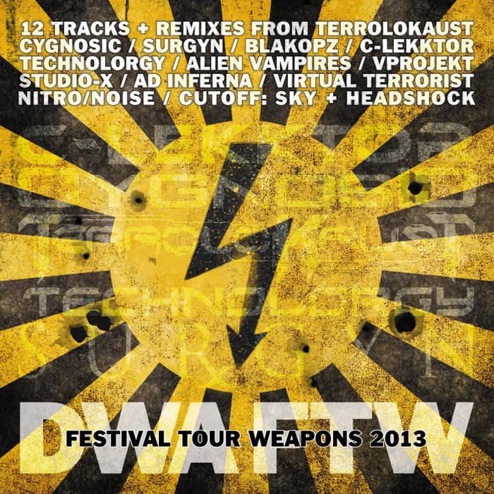 DWA FTW 2013 cover art