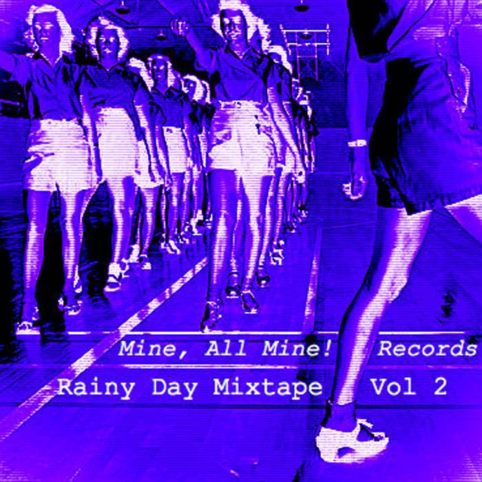 mam​!​records rainy day mixtape volume 2 cover art