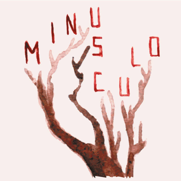 MinusculoEP cover art