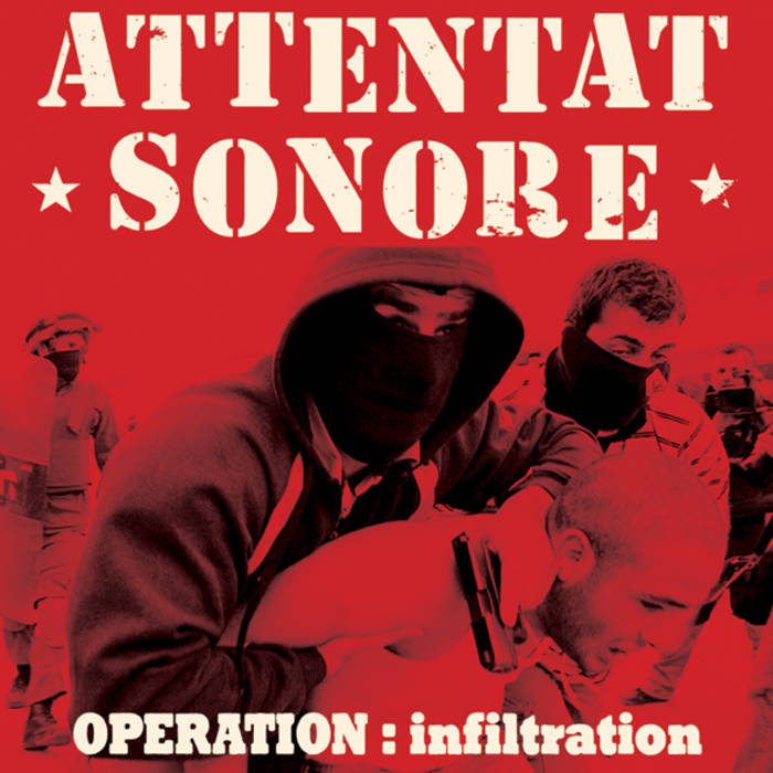 Operation : Infiltration cover art