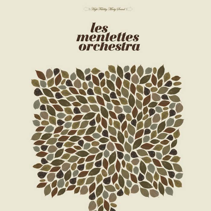 Les Mentettes Orchestra cover art