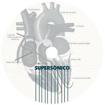 Supersónico cover art