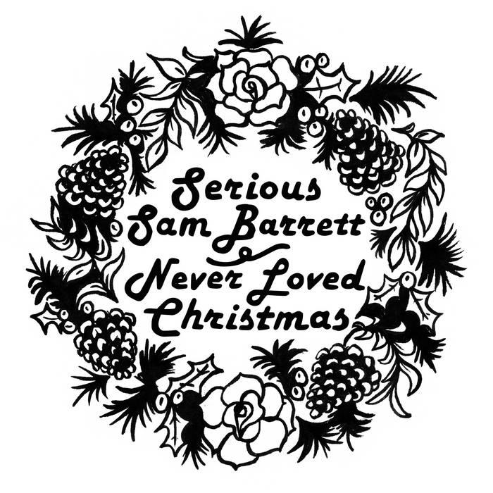 Never Loved Christmas cover art