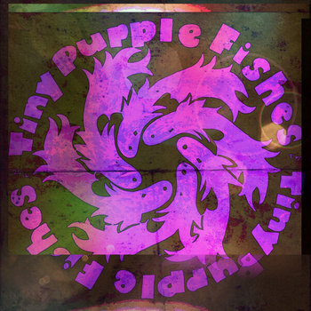Tiny Purple Fishes EP cover art