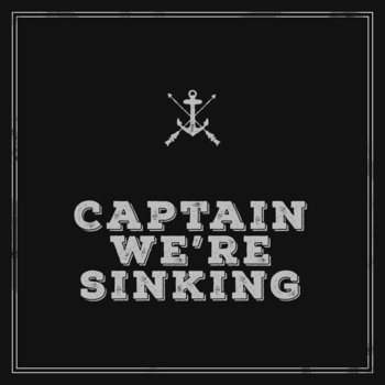 Captain, We're Sinking cover art