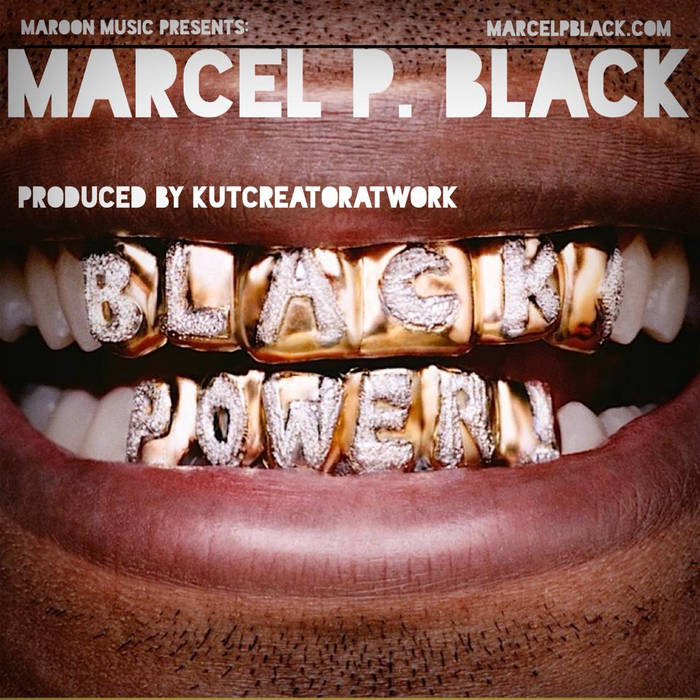 Black Power (Prod. by KutCreatorAtWork) cover art