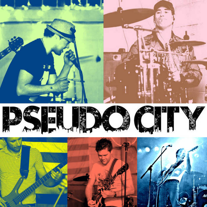 Pseudo City cover art