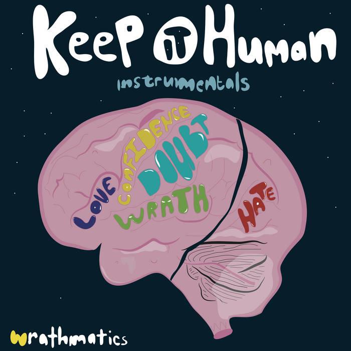 Keep It Human Instrumentals cover art